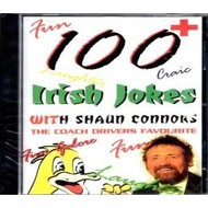 SHAUN CONNORS - 100 IRISH JOKES (CD)...