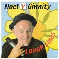 NOEL V GINNITY - LAUGH LINES (CD)...