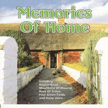 MEMORIES OF HOME - VARIOUS ARTISTS (CD)