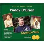 PADDY O'BRIEN - MEMORIES (3 CD SET).