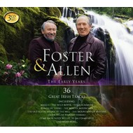 FOSTER AND ALLEN - THE EARLY YEARS (CD)...