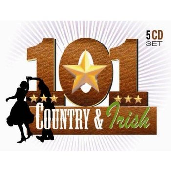 101 Country & Irish - Various Artists (5 CD Set)