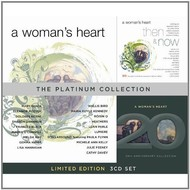 A WOMAN'S HEART - THE PLATINUM COLLECTION (CD)