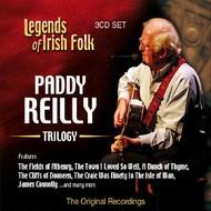 PADDY REILLY - TRILOGY, LEGENDS OF IRISH FOLK (CD)...