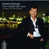 DANIEL O'DONNELL - FROM DANIEL WITH LOVE (CD)