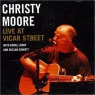 CHRISTY MOORE - LIVE AT VICAR STREET (CD)...