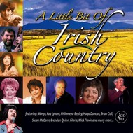 A LITTLE BIT OF IRISH COUNTRY - VARIOUS ARTISTS (CD)...