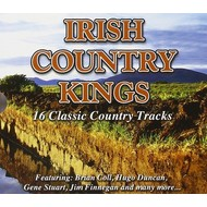 IRISH COUNTRY KINGS - VARIOUS IRISH ARTISTS (CD)...