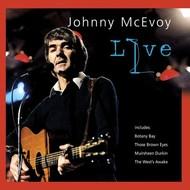 JOHNNY MCEVOY - LIVE