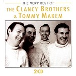 THE CLANCY BROTHERS AND TOMMY MAKEM - THE VERY BEST OF (2 CD)