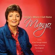 MARGO - IRELAND'S WHERE I CALL HOME (CD)...