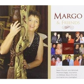 MARGO AND FRIENDS (CD)