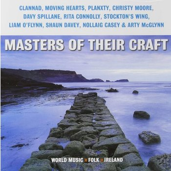 MASTERS OF THEIR CRAFT - VARIOUS ARTISTS (CD)