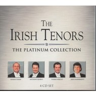 THE IRISH TENORS - THE PLATINUM COLLECTION (4 CD Set)...