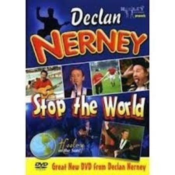 DECLAN NERNEY - STOP THE WORLD (DVD)