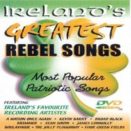 IRELAND'S GREATEST REBEL SONGS (DVD)...