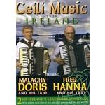 MALACHY DORIS & FRED HANNA - CEILI MUSIC FROM IRELAND DVD