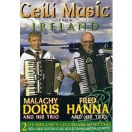 MALACHY DORIS & FRED HANNA - CEILI MUSIC FROM IRELAND DVD