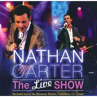 NATHAN CARTER - THE LIVE SHOW, BURNAVON THEATRE  COOKSTOWN CO.TYRONE (DVD)