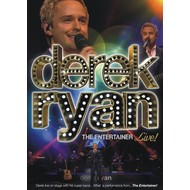 DEREK RYAN - THE ENTERTAINER LIVE (DVD)