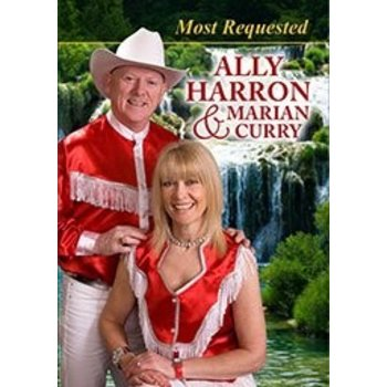 ALLY HARRON & MARIAN CURRY - MOST REQUESTED (DVD)