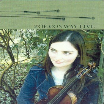 Tara Records,  ZOE CONWAY - LIVE DVD