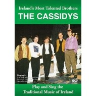 THE CASSIDYS - IRELAND'S MOST TALENTED BROTHERS (DVD)...