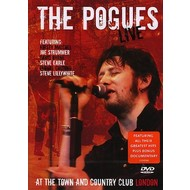 THE POGUES - LIVE AT THE TOWN AND COUNTRY CLUB LONDON (DVD)...