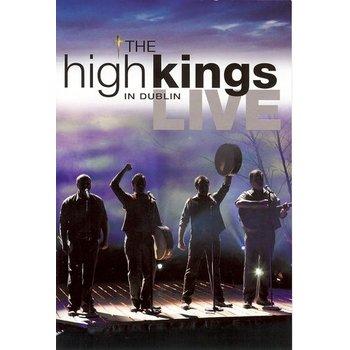 THE HIGH KINGS - LIVE IN DUBLIN (DVD)