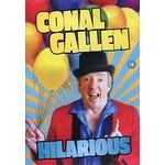 CONAL GALLEN - HILARIOUS (DVD)...