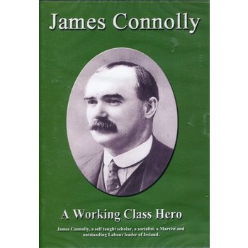 JAMES CONNOLLY - A WORKING CLASS HERO (DVD)