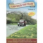 TURN BACK THE YEARS VOL 4 (DVD)
