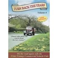 TURN BACK THE YEARS VOL 4 (DVD)