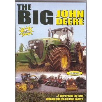 THE BIG JOHN DEERE VOL. 3 (DVD)