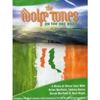 WOLFE TONES - ON THE ONE ROAD DVD