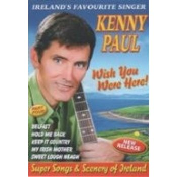 KENNY PAUL - WISH YOU WERE HERE - CDWorld ie