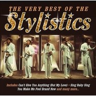 THE STYLISTICS - THE VERY BEST OF THE STYLISTICS (CD).