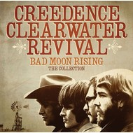 CREEDENCE CLEARWATER REVIVAL - BAD MOON RISING, THE COLLECTION (CD)...