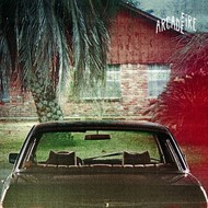 ARCADE FIRE - THE SUBURBS (CD).