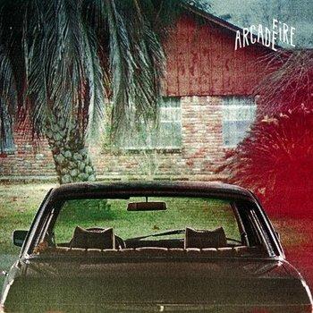 ARCADE FIRE - THE SUBURBS (CD)