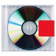 KANYE WEST - YEEZUS (CD).