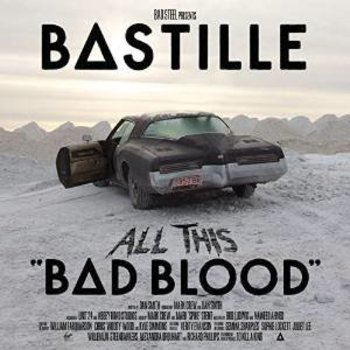 BASTILLE - ALL THIS BAD BLOOD (CD)