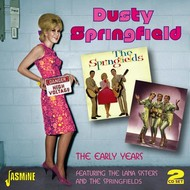 DUSTY SPRINGFIELD - THE EARLY YEARS (CD).