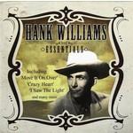 HANK WILLIAMS - ESSENTIALS (CD)...