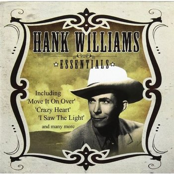 HANK WILLIAMS - ESSENTIALS (CD)