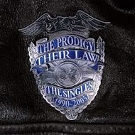 THE PRODIGY - THEIR LAW, THE SINGLES 1990-2005 (CD)...
