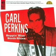 CARL PERKINS - BOPPIN' BLUE SUEDE SHOES