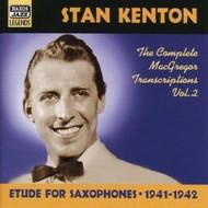 STAN KENTON - ETUDE FOR SAXOPHONE
