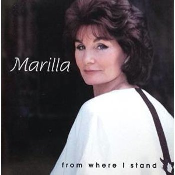 MARILLA NESS - FROM WHERE I STAND (CD)