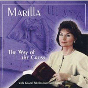 MARILLA NESS - THE WAY OF THE CROSS (CD)